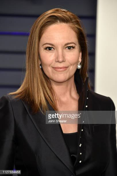 Diane Lane attends the 2019 Vanity Fair Oscar Party hosted by Radhika Jones at Wallis Annenberg Center for the Performing Arts on February 24, 2019...
