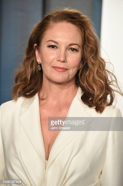 Diane Lane attends the 2020 Vanity Fair Oscar Party hosted by Radhika Jones at Wallis Annenberg Center for the Performing Arts on February 09, 2020...