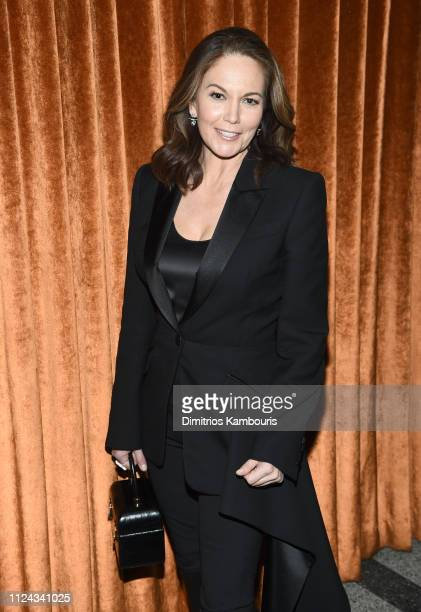 "Diane Lane attends the after party for ""Serenity"" at The Magic Hour Rooftop Bar & Louge on January 23, 2019 in New York City."