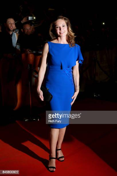 Diane Lane attends the 'Mark Felt The Man Who Brought Down The White House'premiere during the 2017 Toronto International Film Festival at Ryerson...