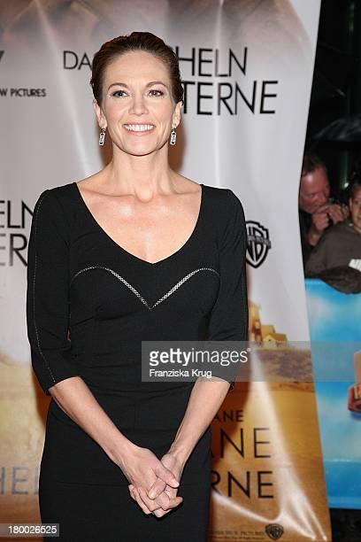Diane Lane Bei Der Premiere Von Das Lächeln Der Sterne Im Cinestar In Berlin