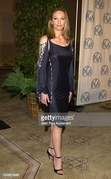 Diane Lane during 14th Annual Producers Guild of America Awards at Century Plaza Hotel in Los Angeles California United States