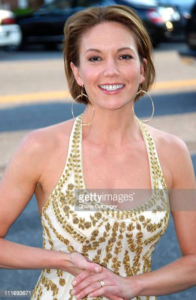 Diane Lane during Focus Features Presents A Special Screening Of HOLLYWOODLAND July 30 2006 at United Artists Theatre in Southampton New York United...