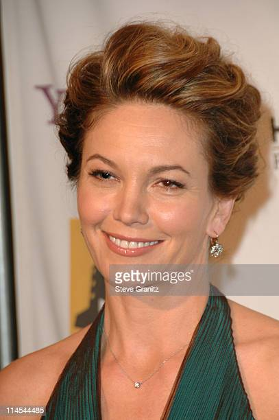 Diane Lane during Hollywood Film Festival - 10th Annual Hollywood Awards - Arrivals at The Beverly Hilton Hotel in Beverly Hills, California, United...