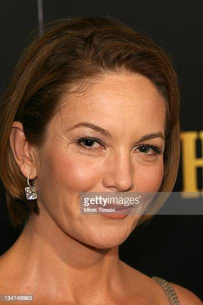 Diane Lane during 'Hollywoodland' Los Angeles Premiere Arrivals at Academy of Motion Picture Arts and Sciences in Hollywood California United States