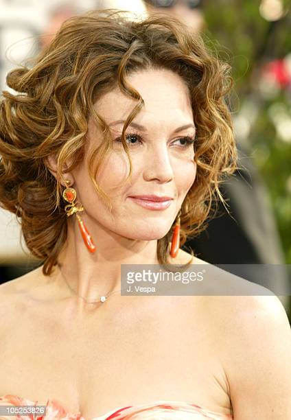 Diane Lane during The 61st Annual Golden Globe Awards Arrivals at The Beverly Hilton in Beverly Hills California United States