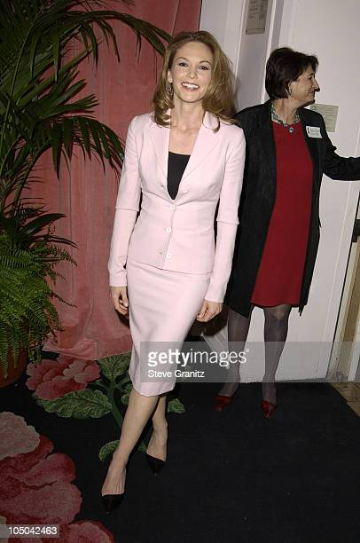 Diane Lane during The 75th Annual Academy Awards - Nominees Luncheon at Beverly Hilton Hotel in Beverly Hills, California, United States.