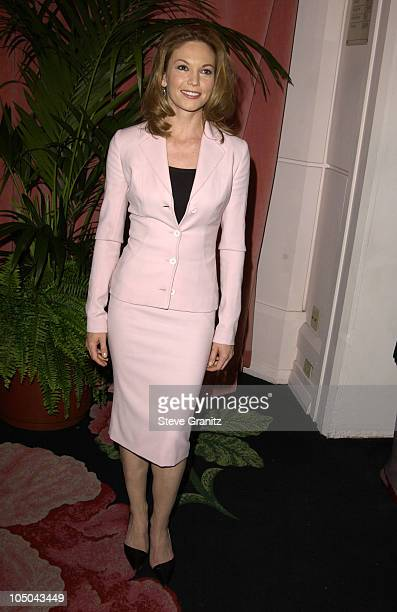 Diane Lane during The 75th Annual Academy Awards Nominees Luncheon at Beverly Hilton Hotel in Beverly Hills California United States