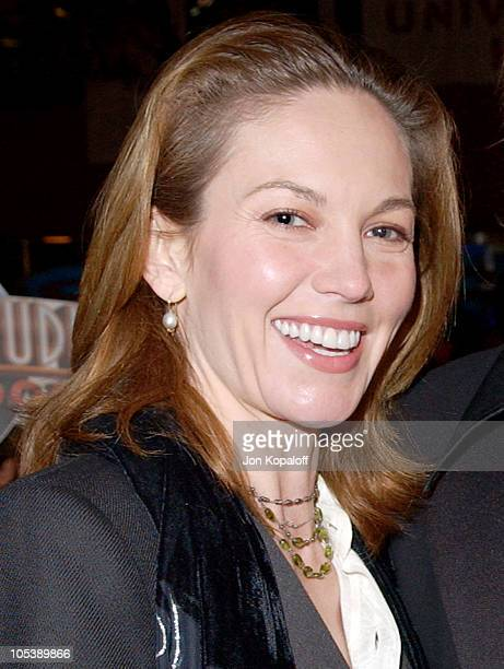 """Diane Lane during """"The Wedding Date"""" Los Angeles Premiere - Arrivals at Universal Amphitheatre in Universal City, California, United States."""
