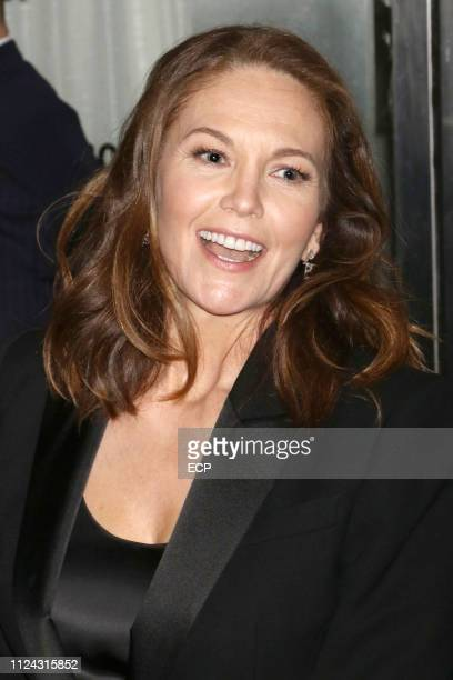 "Diane Lane is seen at a screening of ""Serenity"" held at the MOMA on January 23, 2019 in New York City."
