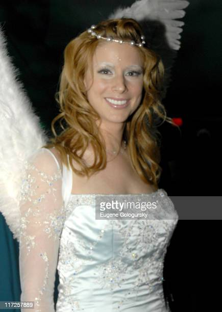 Diane Neal during 11th Halloween Ball Benefiting the Central Park Conservancy at A tent in Central Park's Rumsey Playfield in New York City New York...