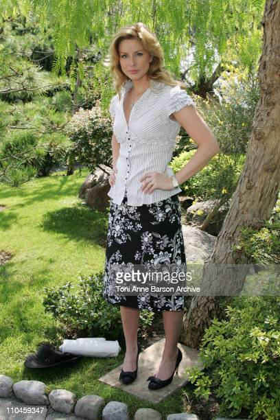 Diane Neal during 46th Monte Carlo Television Festival Law Order Special Victims Unit Photocall at Grimaldi Forum in Monte Carlo Monaco