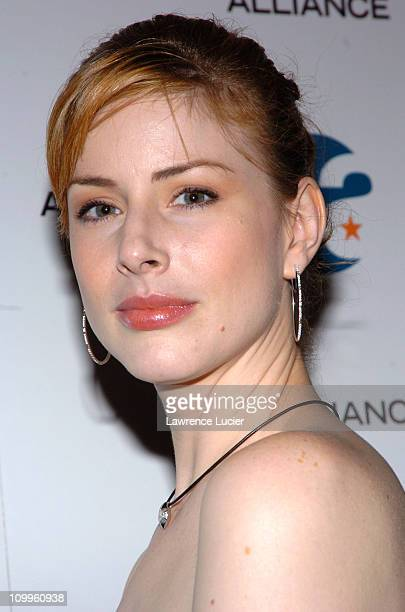 Diane Neal during Alliance Celebrates Network Television Upfront Week at Madison Square Garden in New York City New York United States