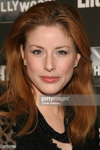 Diane Neal during Entertainment Weekly's New York 2007 Oscar Viewing Party at Elaine's at 1703 Second Avenue and 88th Street in New York City New...