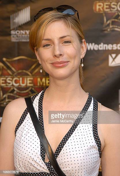 Diane Neal during FX's 'Rescue Me' New York Screening at Loews Lincoln Square Theaters in New York City New York United States