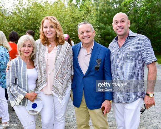 Diane Novogrodzky Pat Franzino Mike Franzino and Victor Novogrodzky attend ARF Thrift Shop Designer Show House Sale at ARF Thrift Treasure Shop on...