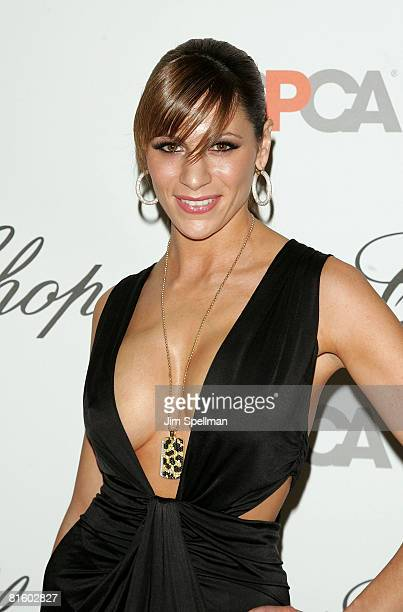 Diane Passage attends the 11th Annual ASPCA Bergh Ball at the Plaza Hotel on April 17 2008 in New York City
