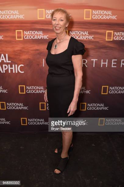 Diane Pol of The Incredible Dr Pol attends National Geographic's FURTHER Front immersive experience where the network took over a SoHo townhouse to...