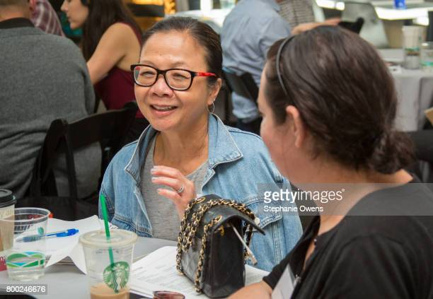 Diane Quon Fast Track Fellow attends Fast Track Session during the 2017 Los Angeles Film Festival on June 21 2017 in Culver City California