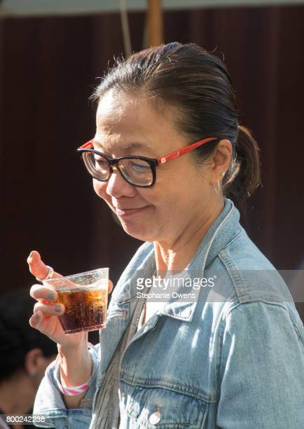 Diane Quon Fast Track Fellow attends the Fast Track Happy Hour during the 2017 Los Angeles Film Festival on June 21 2017 in Culver City California