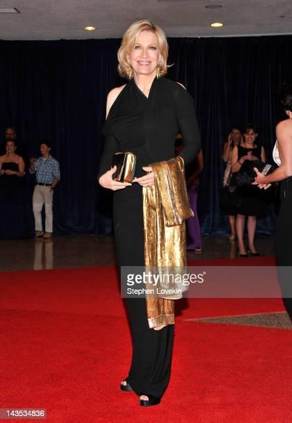 Diane Sawyer attends the 98th Annual White House Correspondents' Association Dinner at the Washington Hilton on April 28 2012 in Washington DC