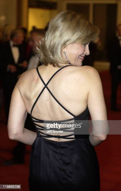 Diane Sawyer during 26th Annual Kennedy Center Honors at John F Kennedy Center for the Performing Arts in Washington DC United States