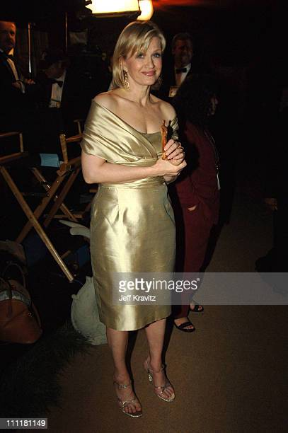 Diane Sawyer during The 77th Annual Academy Awards Governors Ball at Kodak Theatre in Los Angeles California United States
