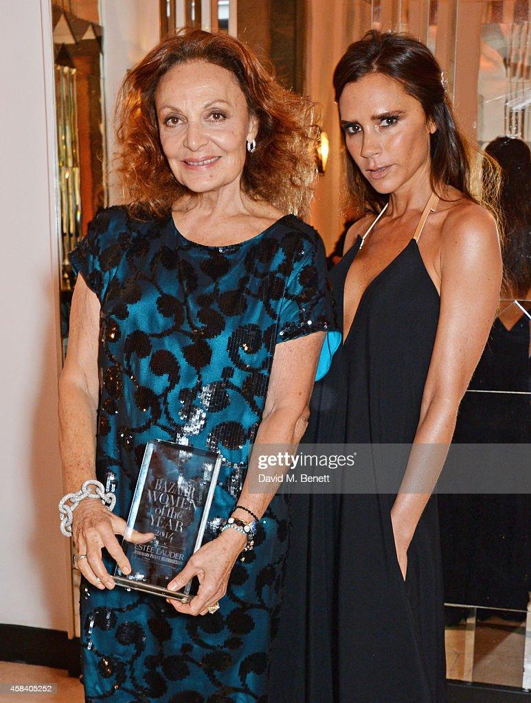 Harper's Bazaar Women Of The Year 2014 - Winners : News Photo