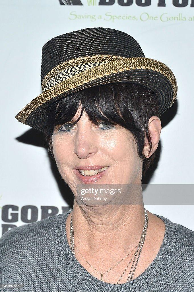 Diane Warren attends Gorilla Love 2 at Hinoki & The Bird on October 22, 2015 in Los Angeles, California.