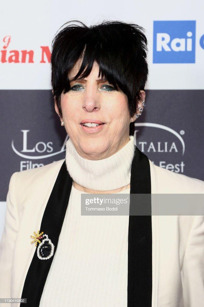 14th Annual Los Angeles Italia Film Fashion And Art Fest - Opening Night Gala : News Photo