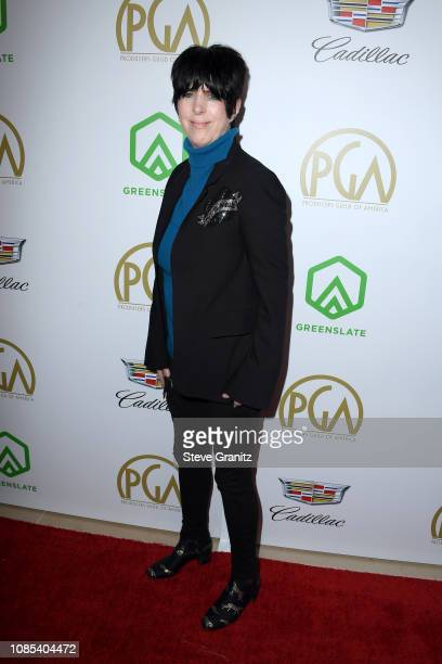 Diane Warren attends the 30th annual Producers Guild Awards at The Beverly Hilton Hotel on January 19 2019 in Beverly Hills California