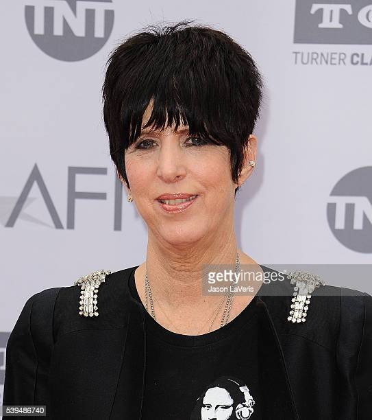 Diane Warren attends the 44th AFI Life Achievement Awards gala tribute at Dolby Theatre on June 9 2016 in Hollywood California