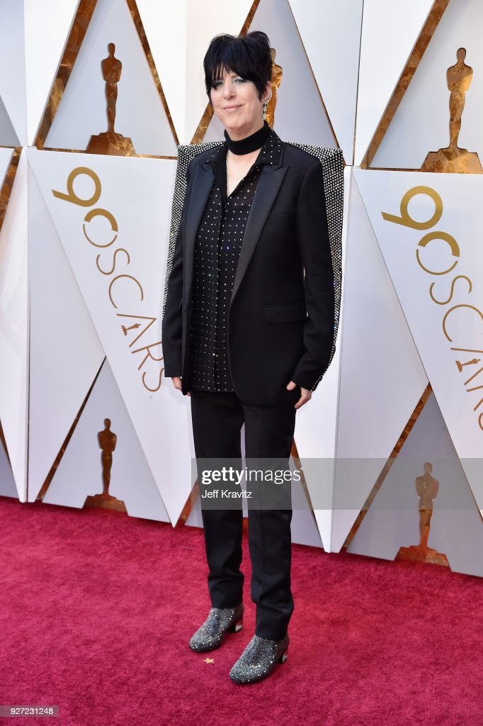 Diane Warren attends the 90th Annual Academy Awards at Hollywood & Highland Center on March 4, 2018 in Hollywood, California.