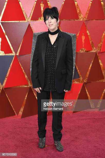 Diane Warren attends the 90th Annual Academy Awards at Hollywood Highland Center on March 4 2018 in Hollywood California