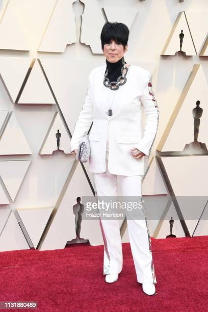 Diane Warren attends the 91st Annual Academy Awards at Hollywood and Highland on February 24 2019 in Hollywood California