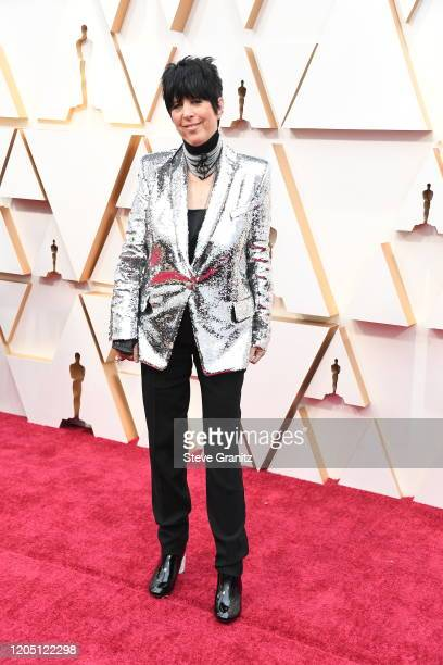 Diane Warren attends the 92nd Annual Academy Awards at Hollywood and Highland on February 09 2020 in Hollywood California