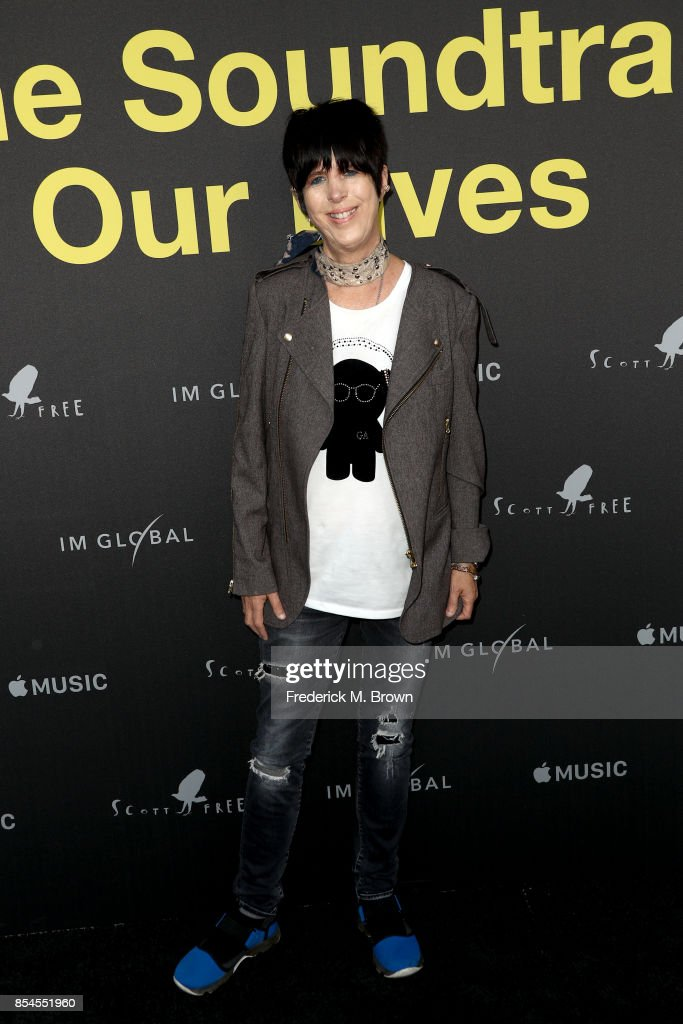 Diane Warren attends the Apple Music Los Angeles Premiere Of 'Clive Davis: The Soundtrack Of Our Lives' at Pacific Design Center on September 26, 2017 in West Hollywood, California.