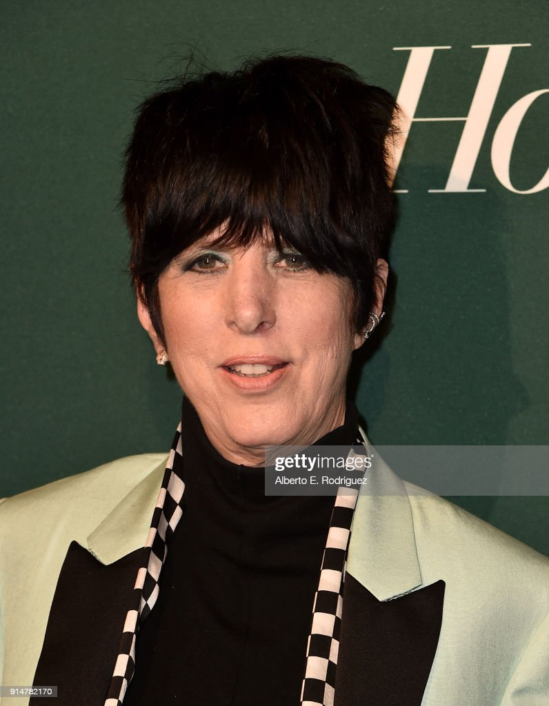 Diane Warren attends the Hollywood Reporter's 6th Annual Nominees Night at CUT on February 5, 2018 in Beverly Hills, California.