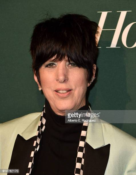 Diane Warren attends the Hollywood Reporter's 6th Annual Nominees Night at CUT on February 5 2018 in Beverly Hills California