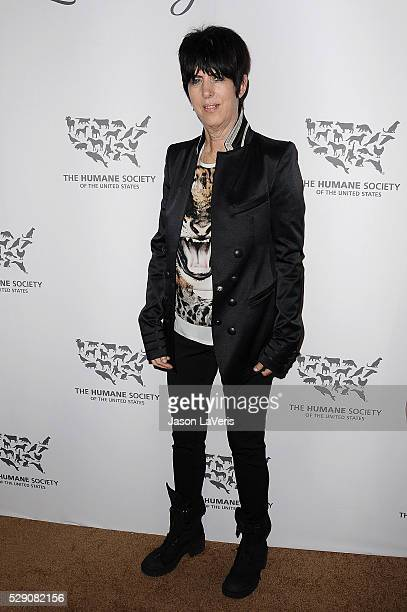 Diane Warren attends The Humane Society of The United States' To The Rescue gala at Paramount Studios on May 07 2016 in Hollywood California