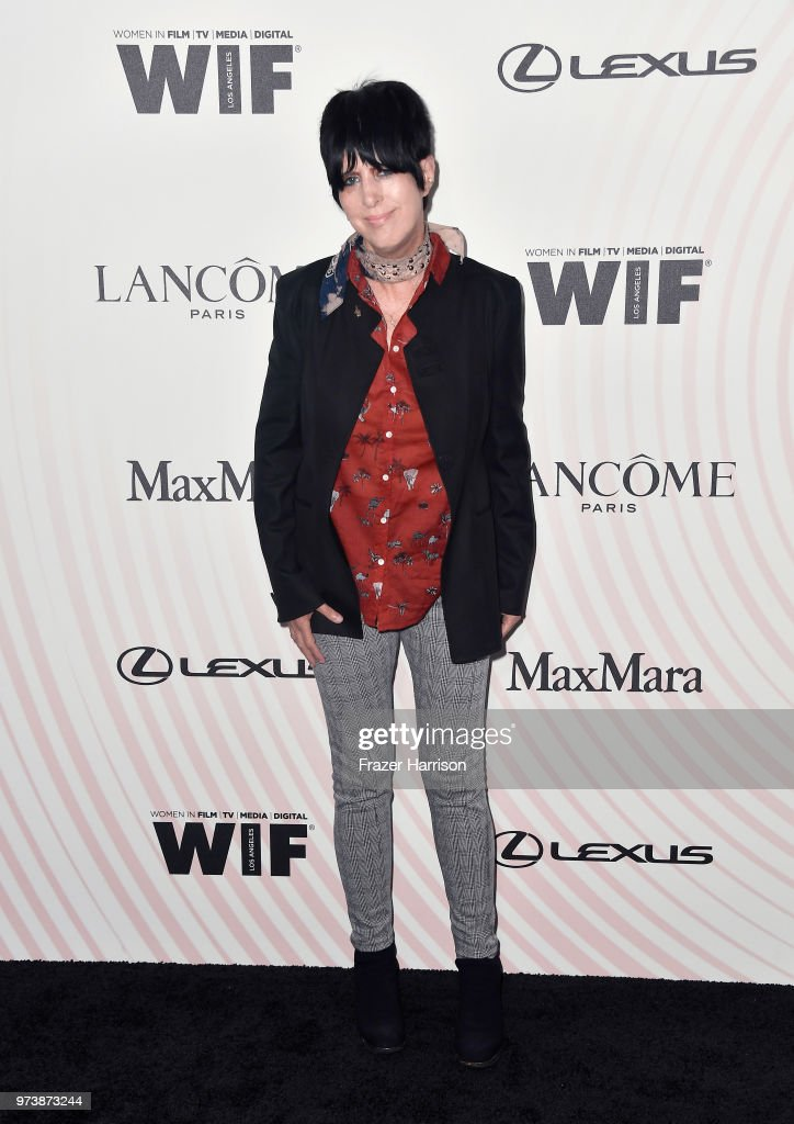 Diane Warren attends the Women In Film 2018 Crystal + Lucy Awards presented by Max Mara, Lancôme and Lexus at The Beverly Hilton Hotel on June 13, 2018 in Beverly Hills, California.