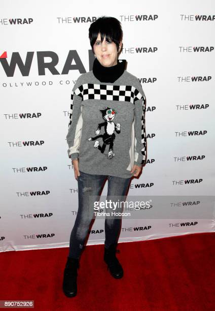 Diane Warren attends TheWrap's 'Special Evening With 2018 Oscar Song Contenders' at AMC Century City 15 theater on December 11 2017 in Century City...