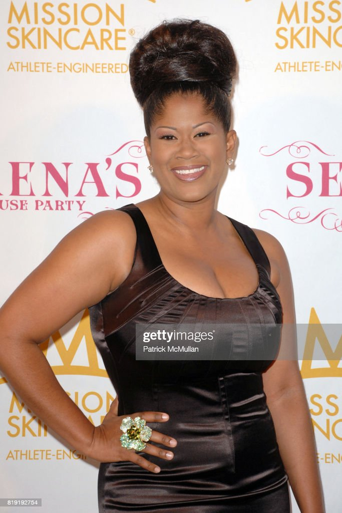 Diann Valentine Attend(s) Serena Williams Throws A Pre ESPYu0027s Fete To Honor