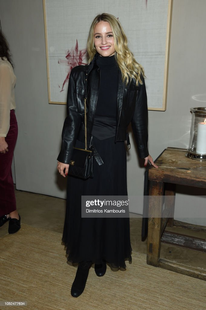 Through Her Lens: The Tribeca Chanel Women's Filmmaker Program Cocktail, New York : News Photo
