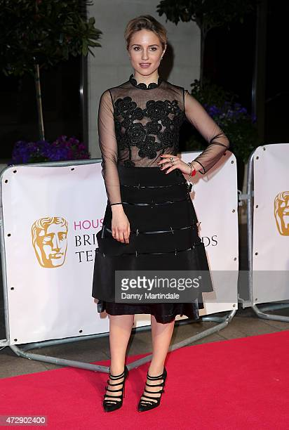 Dianna Agron attends the After Party dinner for the House of Fraser British Academy Television Awards at The Grosvenor House Hotel on May 10, 2015 in...