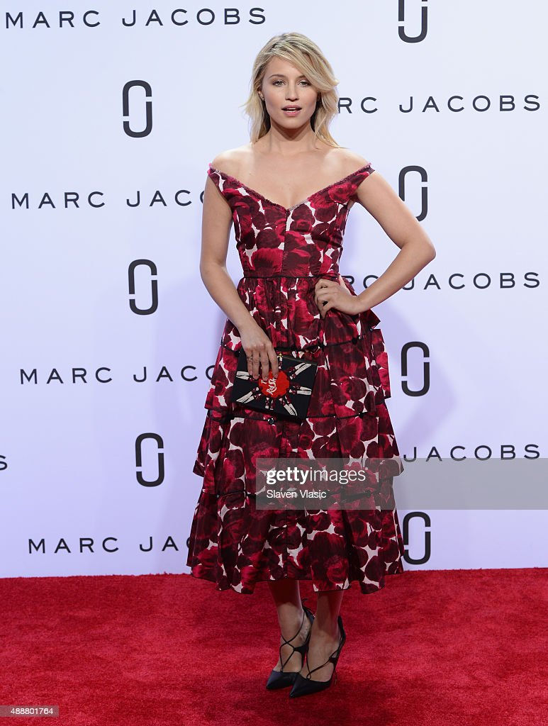 Marc Jacobs - Arrivals - Spring 2016 New York Fashion Week