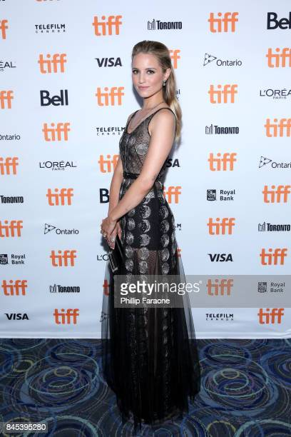 """Dianna Agron attends the """"Novitiate"""" premiere during the 2017 Toronto International Film Festival at Scotiabank Theatre on September 10, 2017 in..."""