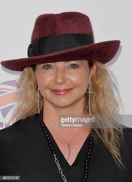 Dianne Burnett attends the screening of 'The Gun The Cake And The Butterfly' at ArcLight Cinemas on April 28 2014 in Hollywood California