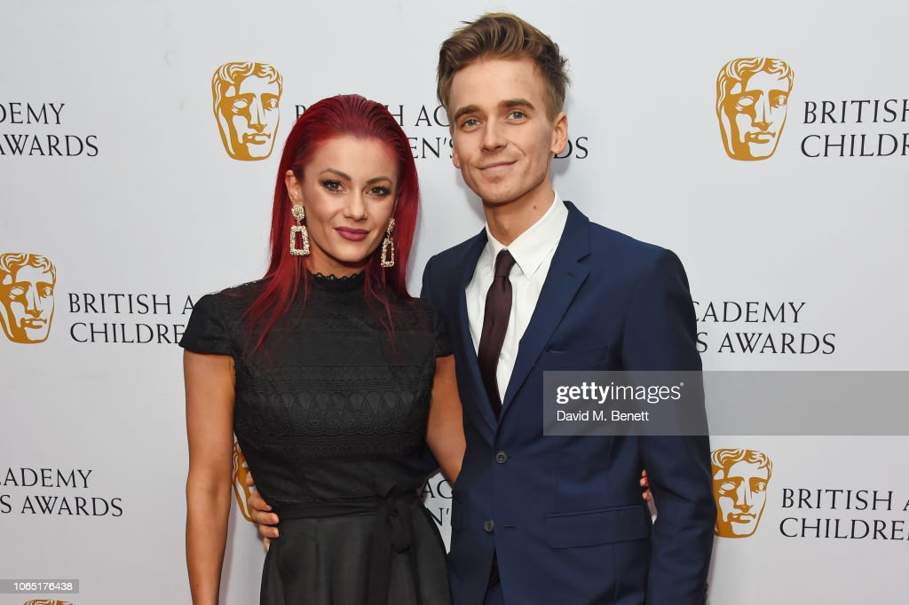 British Academy Children's Awards 2018 : News Photo