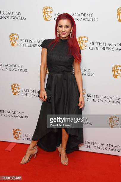 Dianne Buswell attends The British Academy Children's Awards 2018 at The Roundhouse on November 25 2018 in London England